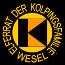 Elferrat der Kolpingsfamilie Wesel Logo