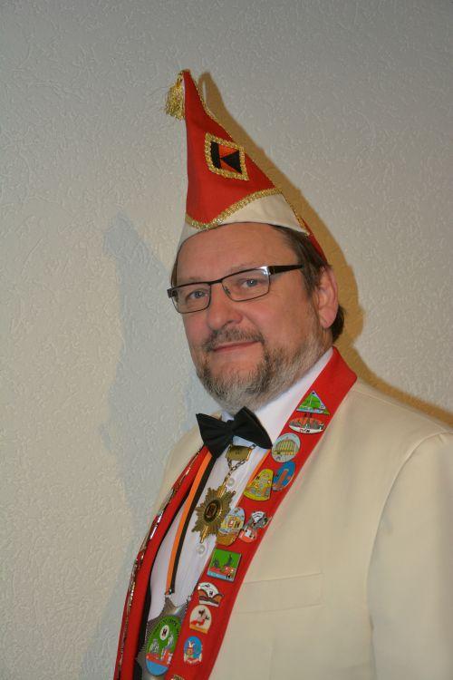 Vorstandsmitglied Herbert Spickermann