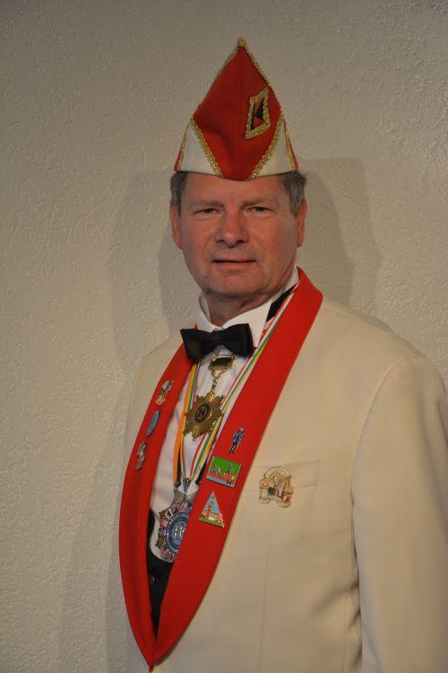 Vorstandsmitglied Jürgen Göbeler