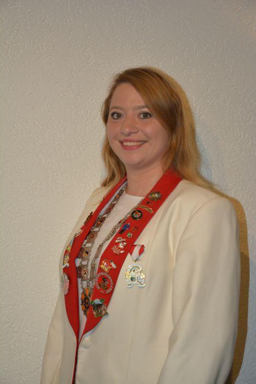 Vorstandsmitglied Kristin Lohmann
