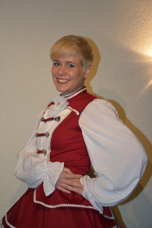 Vorstandsmitglied Laura Letzner