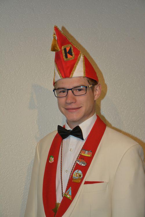 Vorstandsmitglied Matthias Hochstrat