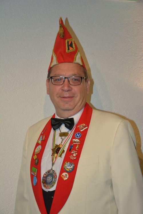 Vorstandsmitglied Michael Gossen