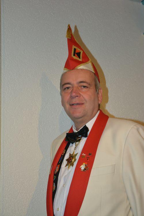 Vorstandsmitglied Winfried Letzner